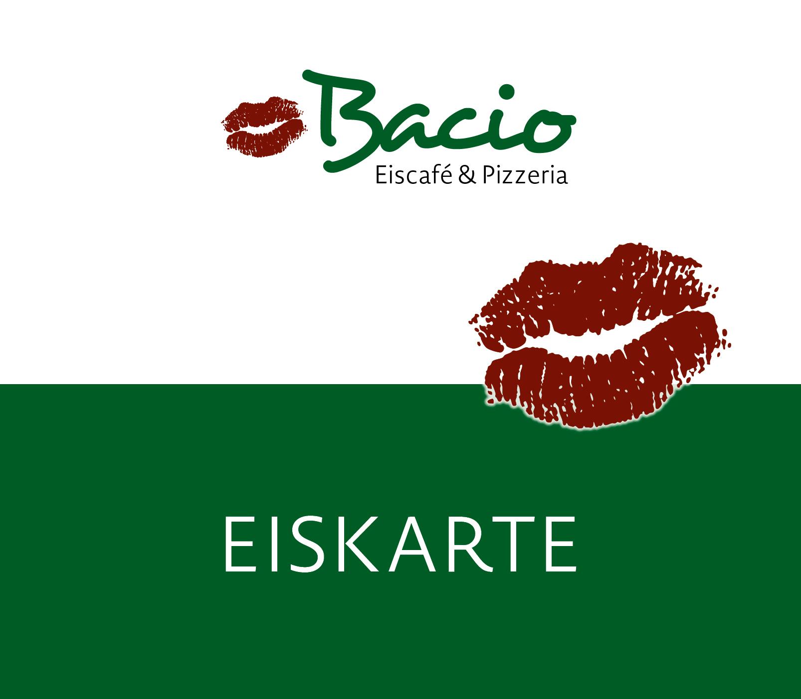 Bacio Eiskarte